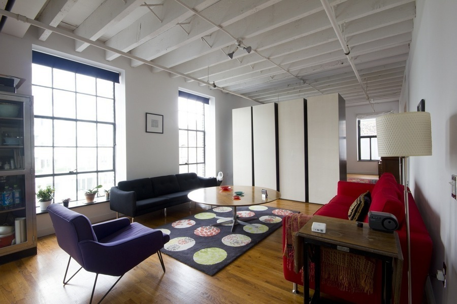 PENTHOUSE Prewar CONDO Loft with Outdoor space!