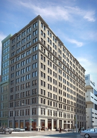 The Leonard at 101 Leonard Street in Tribeca