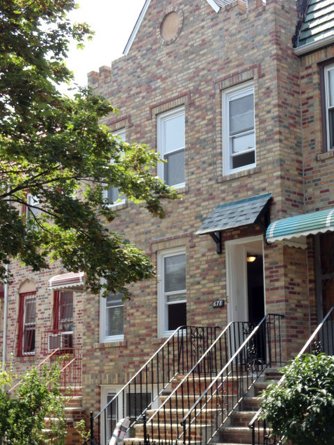 Renovated 2 Family Brick on great block