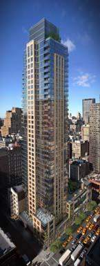 Chelsea Stratus at 101 West 24th Street in Chelsea