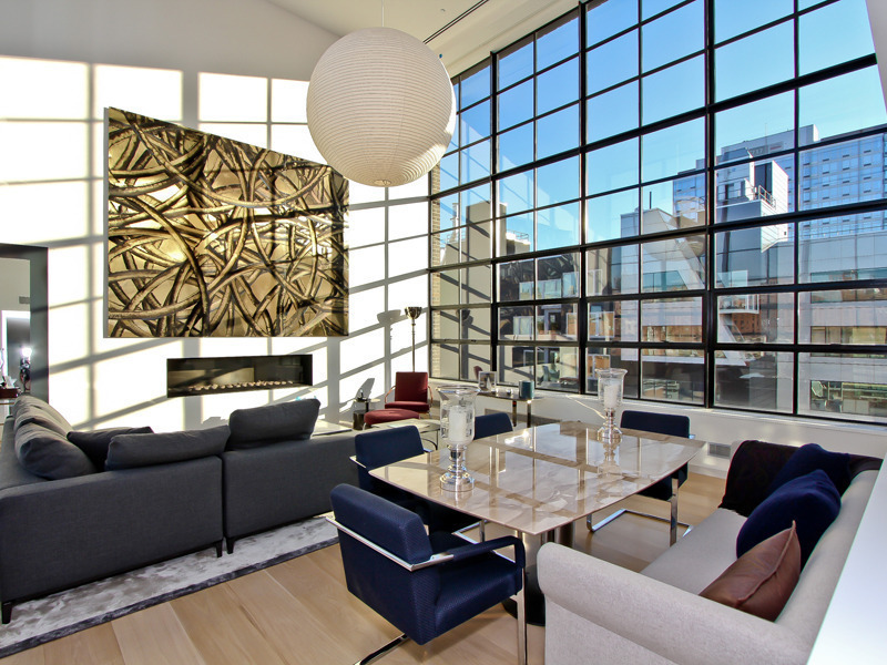 Spectacular Furnished Penthouse