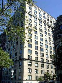 50 Riverside Drive in Upper West Side
