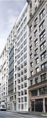 16 West 21st Street in Flatiron