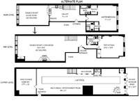floorplan for 53 Murray Street #1