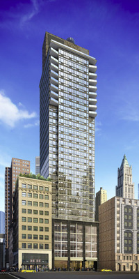 The Lara at 113 Nassau Street in Fulton/Seaport