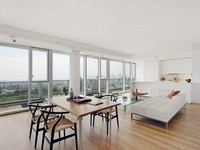 StreetEasy: 1 Grand Army Plaza #PH16W - Condo Apartment Sale at Richard Meier on Prospect Park in Prospect Heights, Brooklyn