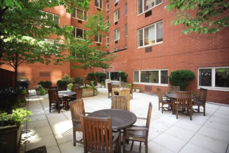 1 Bed/1 Bath in TriBeCa w/ Fitness Center, Attended Garage & 24Hr Doorman - No Fee