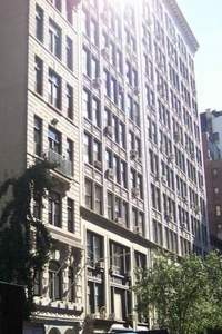 21 East 22nd Street in Flatiron