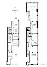 floorplan for 714 Broadway #2NDFL
