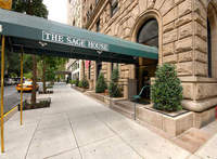 The Sage House at 4 Lexington Avenue in Gramercy Park