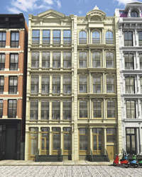 34 Greene Street in Soho