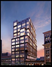 5 Franklin Place in Tribeca