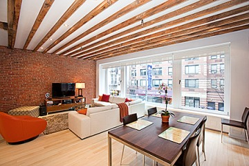 The Campbell -Two Bedroom Loft