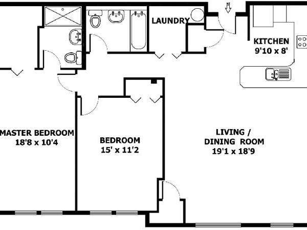 NEW 2 & 3 BEDROOM CONDO'S START AT $545