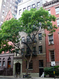 140 Waverly Place in West Village