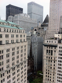 StreetEasy: 88 Greenwich St. #3005U - Condo Apartment Rental at Greenwich Club in Financial District, Manhattan