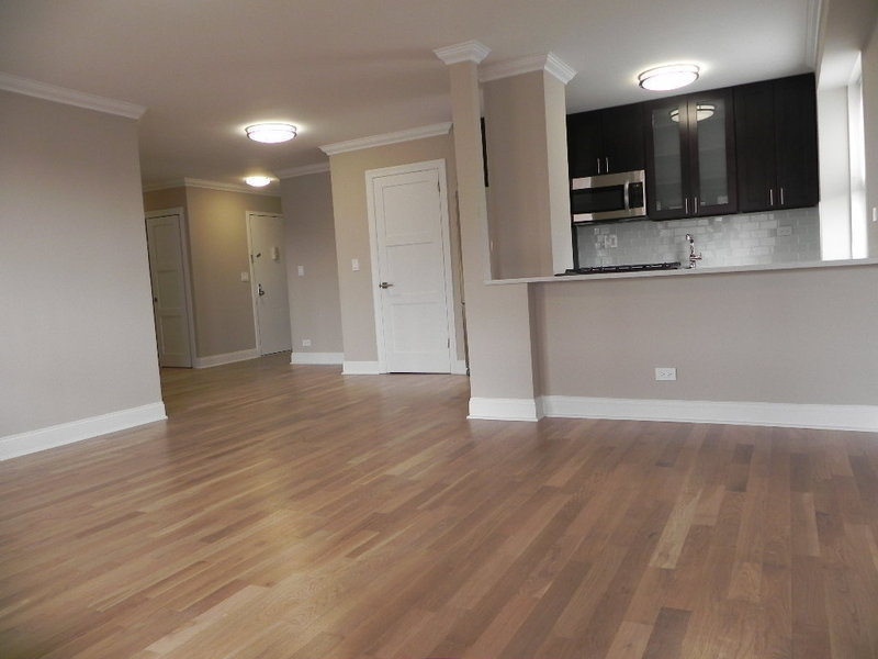 BRAND NEW Gut Renovated RIVER VIEW 2 Bed/ 2Bath + Washer/Dryer & Balcony