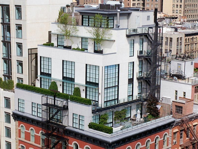 TriBeCa Penthouse Masterpiece