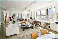 StreetEasy: 25 North Moore St. #12B - Condo Apartment Sale at Atalanta in Tribeca, Manhattan
