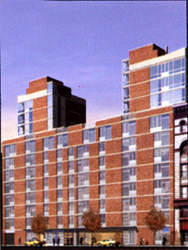 151 West 17th Street in Chelsea
