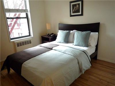 Converted 2 bedroom in the West Village