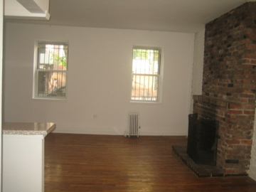 FAB RENOVATED BROWNSTONE FLOOR THRU PLUS OFFICE/DEN, DINING ROOM, FIREPLACE