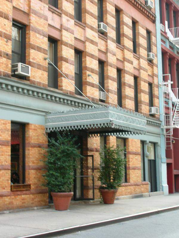 250 Mercer St A601 In Greenwich Village Manhattan