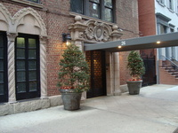 The Beauclaire at 26 East 10th Street in Greenwich Village