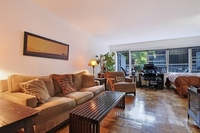 StreetEasy: 101 West 12th St. #2C - Co-op Apartment Sale at The John Adams in Greenwich Village, Manhattan