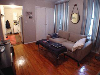 7th street and 1st av real 1br separated kitchen and king size bedroom