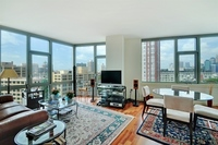 StreetEasy: 100 Jay St. #18G - Rental Apartment Rental at J Condominium in DUMBO, Brooklyn