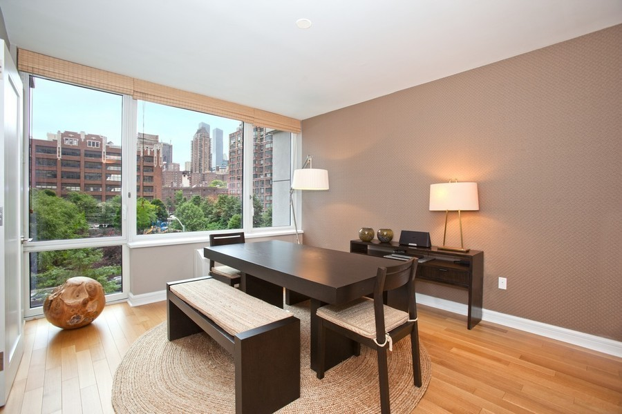 Four Bedroom offered at The Rushmore Condominium in the Upper West Side