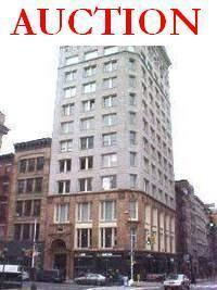 The Gerken Building at 90 West Broadway in Tribeca