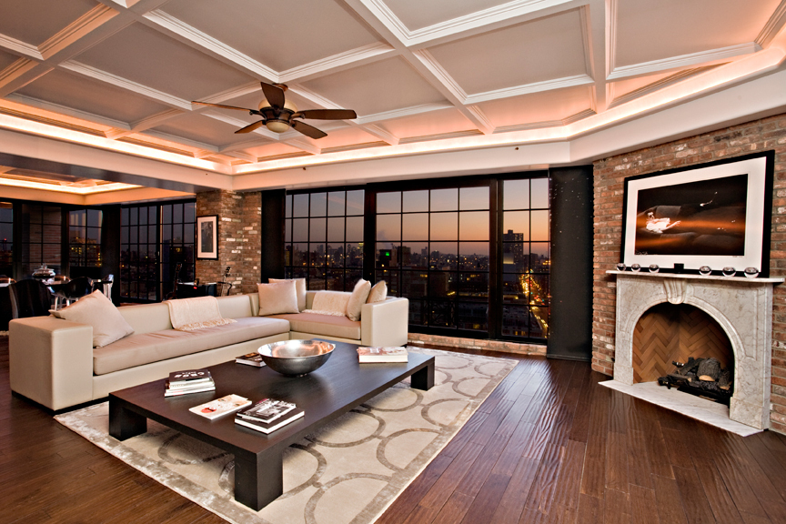 Penthouse at The Bowery Hotel