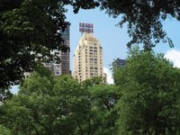 JW Marriott Essex House at 160 Central Park South in Central Park South
