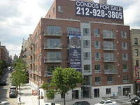 The New Amsterdam  at 2360 Amsterdam Avenue in Washington Heights