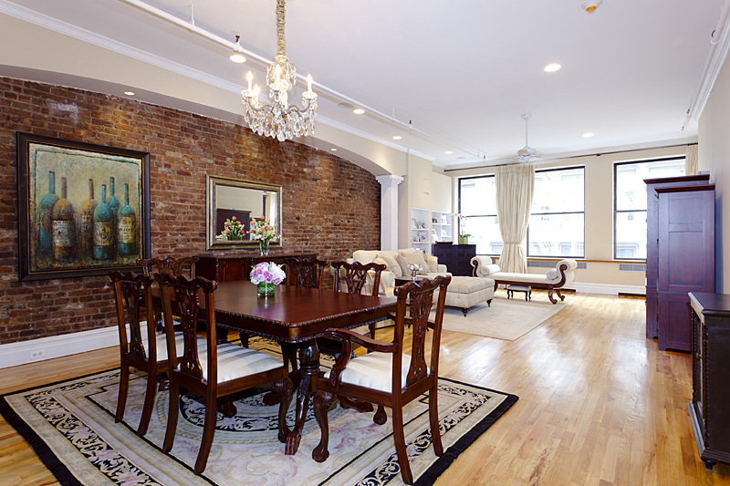 Luxurious Renovated Prewar SOHO Full Floor Loft