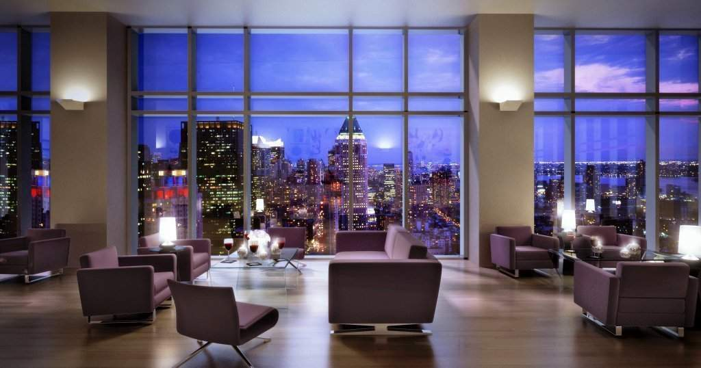 HI-FL apartment at Sheffield - Resort living in prime area of Manhattan – Must See