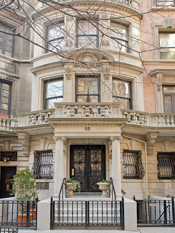 55 east 74th st in upper east side manhattan streeteasy for Upper east side townhouses