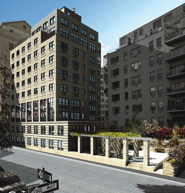 New 1-Bedroom Listing @ The Highline, 756 Washington - 24hr Doorman; Pets Ok; Stainless Steel Appliances! NO FEE