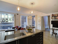 StreetEasy: 330 Spring St. #5D - Condo Apartment Sale at The Urban Glass House in Soho, Manhattan