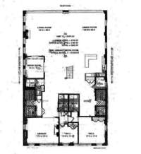 floorplan for 31 West 21st Street