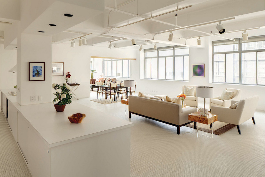 Three Bedroom Fashion District Loft