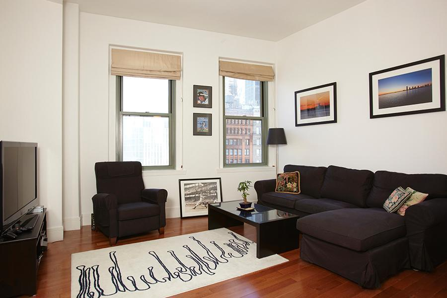 Renovated 1BR in Boutique Condo