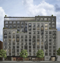The Adeline at 23 West 116th Street in Central Harlem