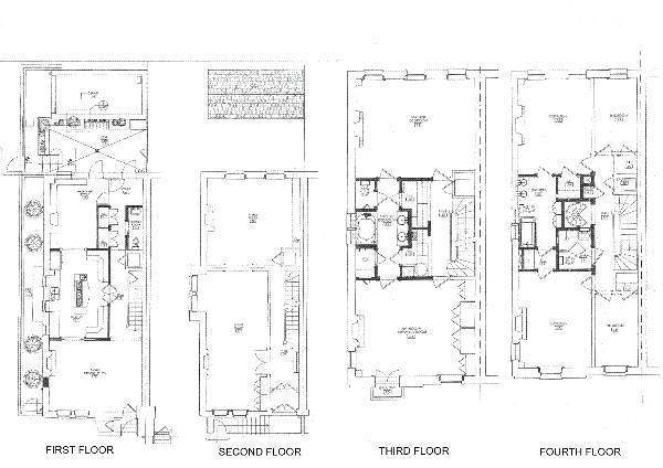 New Orleans Shotgun House Floor Plans