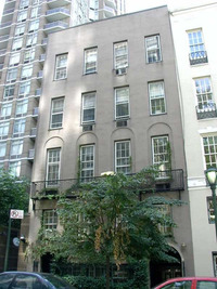 184 East 64th Street in Lenox Hill