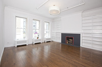 StreetEasy: 529 West 113th St. #PARLOR/3 - Townhouse Rental in Morningside Heights, Manhattan