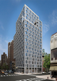 160 East 22nd Street in Gramercy Park