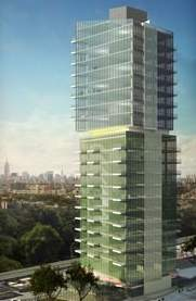 Park Tower at 31 Lincoln Road in Prospect Lefferts Gardens
